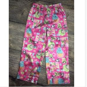 Joe Boxer Sleep Pants Size 6x Girls